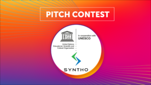 Syntho wins the gender bias challenge from UNESCO at VivaTech 2021 in France