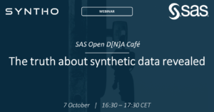 The truth about synthetic data revealed